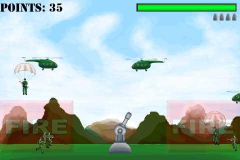 射击空中飞机截图0