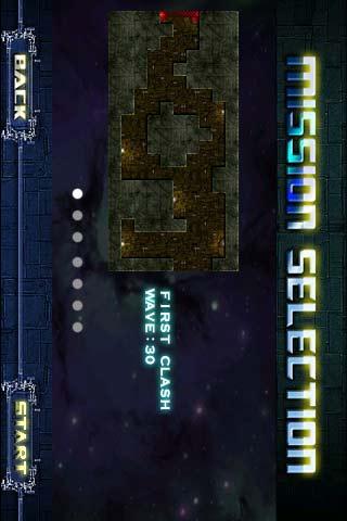 宇宙异种战略防御塔截图1