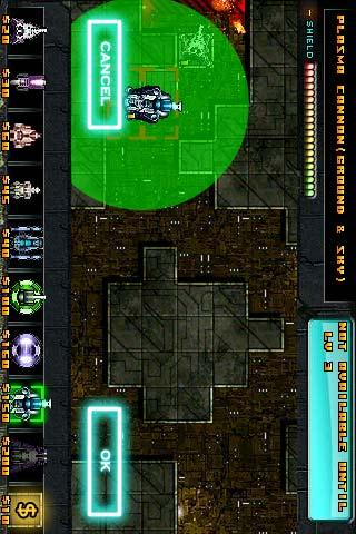 宇宙异种战略防御塔截图2