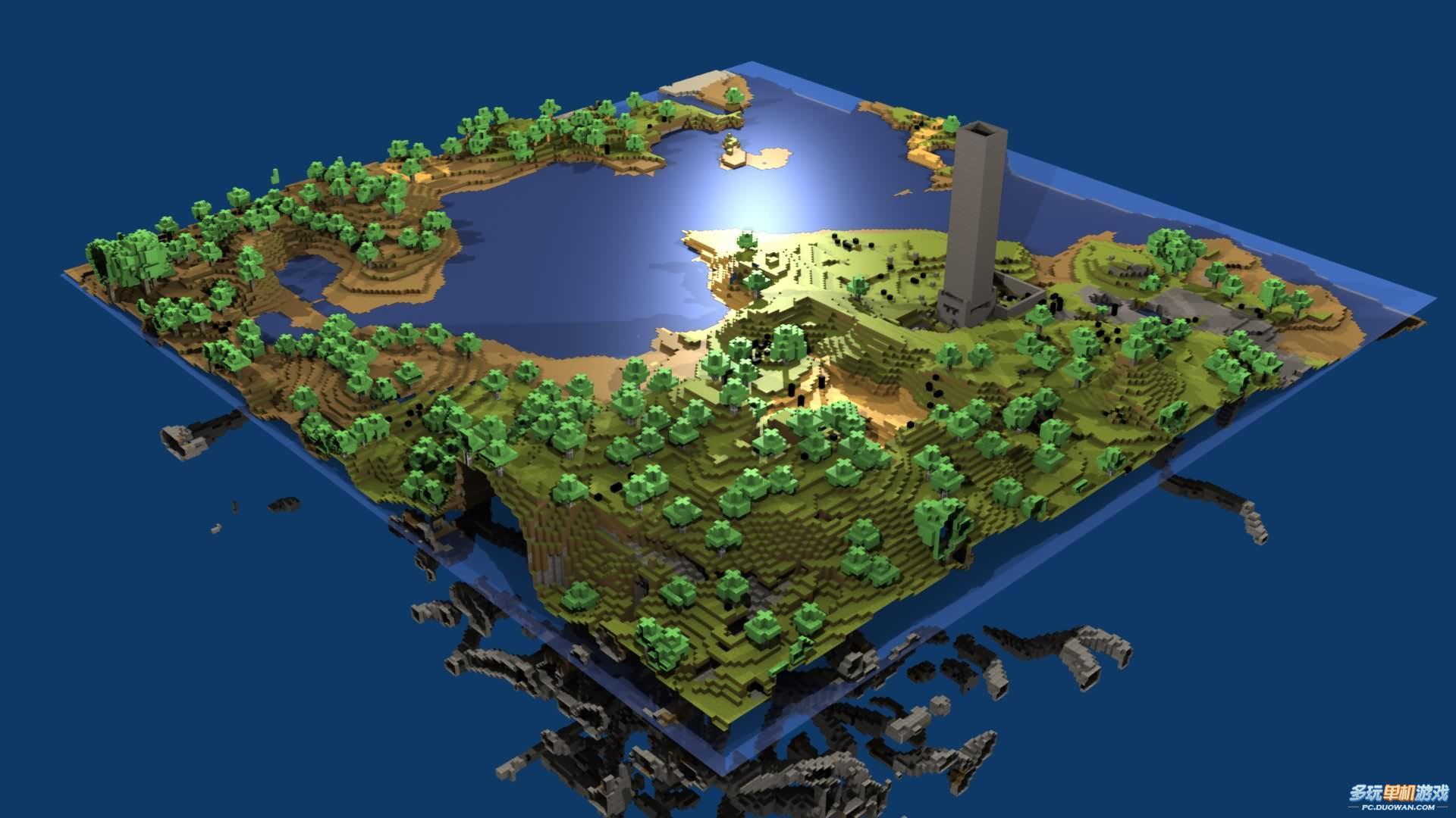 我的世界(Minecraft)截图0