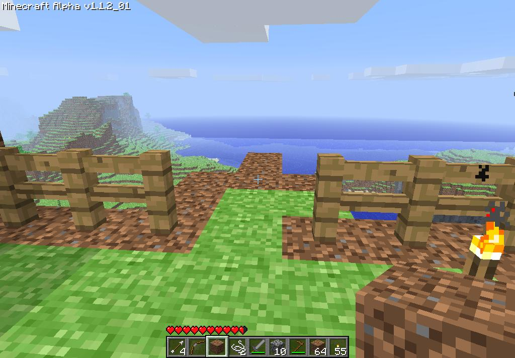 我的世界(Minecraft)截图1