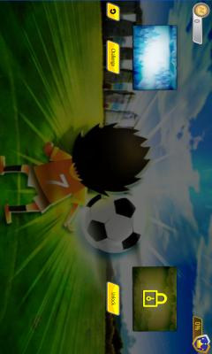 足球比赛之顶球达人(奥运版)截图1