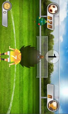 足球比赛之顶球达人(奥运版)截图3