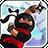 ÖÇÁ¦ÈÌÕß·ÉïÚÉä»÷(ninja throw)