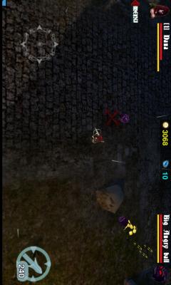 驱魔者之3D射击(Exorcist-Fantasy 3D Shooter)截图4