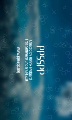 PSP模拟器(PPSSPP Gold) 黄金版截图0