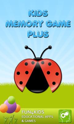 聪明儿童记忆游戏(kids memory game plus basic)