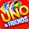 和朋友一起玩UNO(UNO UNO & Friends)