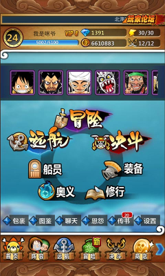 梦想海贼王截图3
