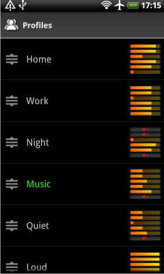Volume Ace超强音量调节器付费版截图3