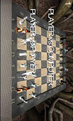 3D国际象棋战争(Magic Chess 3D)截图1
