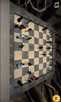 3D国际象棋战争(Magic Chess 3D)截图4
