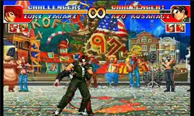 拳皇97无限金币破解版截图2