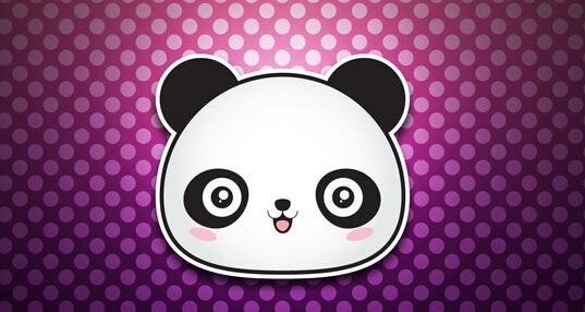 熊猫桌面主题