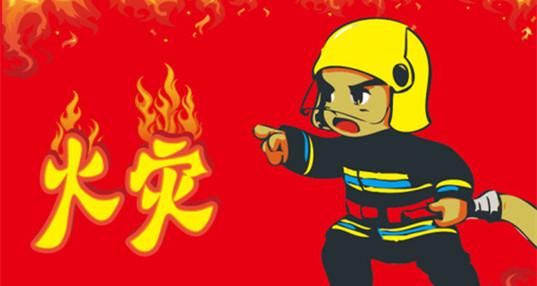 灭火消防员矢量图-矢量人物与卡通-矢量素材-素图片