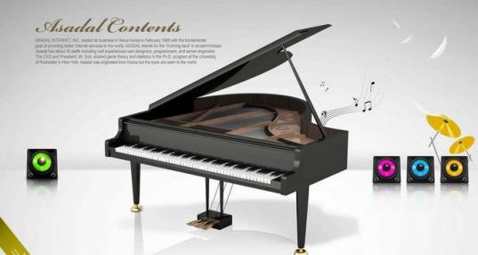 安卓钢琴软件