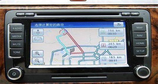 手机地图导航