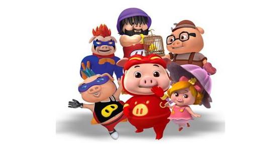 猪猪侠游戏合集