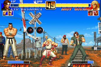好玩的格斗类游戏_首页 - 全部合集 -  安卓格斗游戏  拳皇96完美格斗 类型:模拟器&nbsp