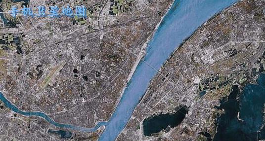 手机卫星地图