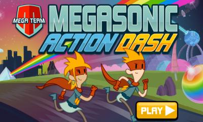 米加动作跑酷(Megasonic Action Dash)
