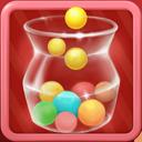 100个糖果球