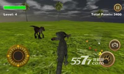 霸王龙生存模拟器(动物模仿)t-rex survival simulator