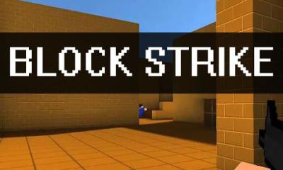方块射击(蓝牙联机)Block strike截图0