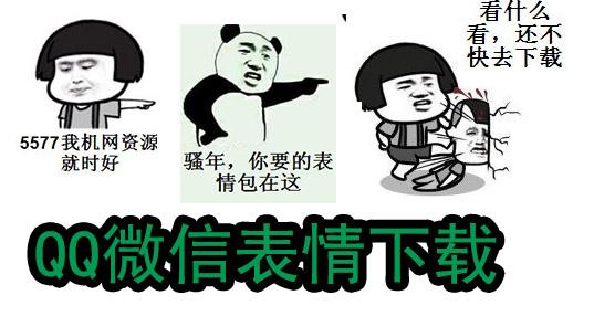 QQ微信大全表情2013表情包端午节图片