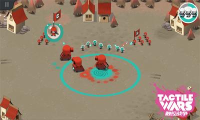 触控战争(即时策略)Tactile Wars截图3