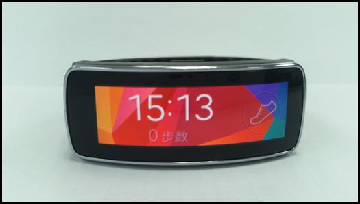 三星Gear Fit设置时钟类型及时间方法_5577我
