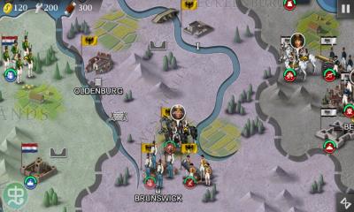 欧陆战争4:拿破仑(经典模拟战争)截图1