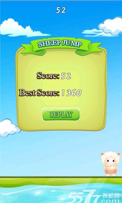 羊羊跳跃(绵羊跳跃)截图0