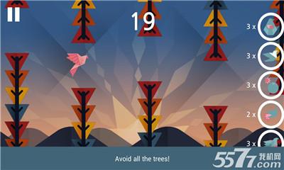 纸鸟跳跳(类似像素鸟)Paper Bird截图3