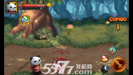 熊猫物语 (横版闯关)截图4