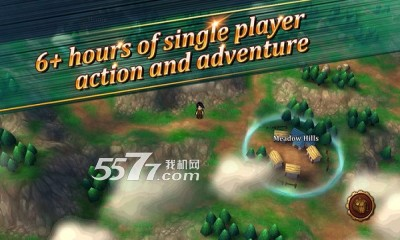 楚龙Trulon(回合制RPG)截图2
