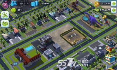 模拟城市我是市长无限钞票金币截图1