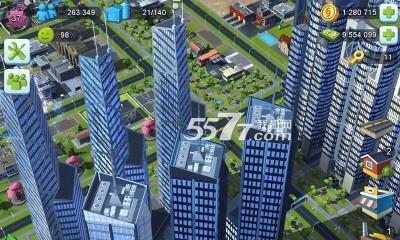 模拟城市我是市长无限钞票金币截图4