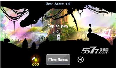 大眼怪丛林冒险(横版闯关手游)Forest Adventure截图0
