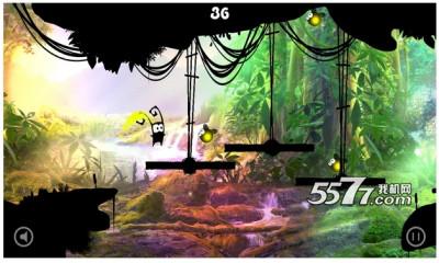 大眼怪丛林冒险(横版闯关手游)Forest Adventure截图2