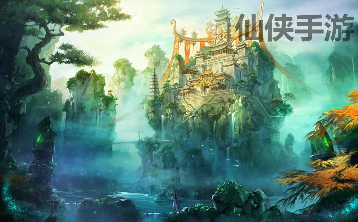 这款游戏以仙侠故事为游戏背景,游戏的画面也是非常精美,玩家在这款游
