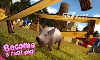小猪模拟游戏下载|小猪模拟(动物养成)pig