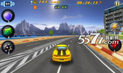 3D实况赛车(手机拉力赛游戏)截图4
