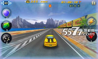 3D实况赛车(手机拉力赛游戏)截图5