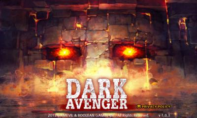暗黑复仇者联盟(dark avenger)截图0