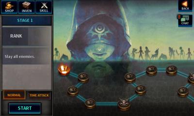 暗黑复仇者联盟(dark avenger)截图2