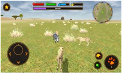 猎豹模拟器(动物模拟)clan of cheetahs