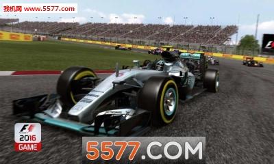 F1赛车2016安卓中文版截图0