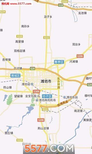 潍坊公共自行车app下载|潍坊公共自行车分布图查询