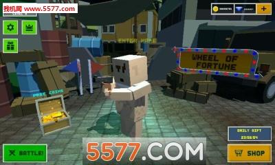 像素之怒3D最新版(联机射击)pixel fury